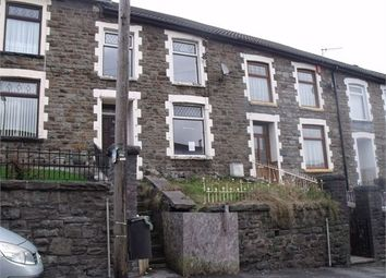 Thumbnail 3 bed terraced house to rent in Wern Street, Clydach, Rhondda Cynon Taff
