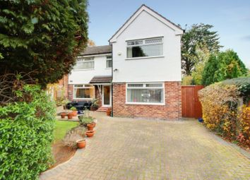 Thumbnail 5 bed detached house for sale in Concordia Avenue, Wirral, Cheshire