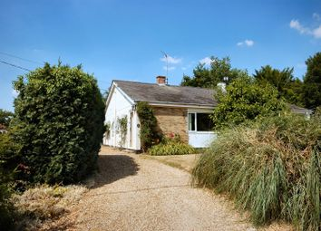 Thumbnail 2 bed semi-detached bungalow to rent in The Causeway, Elsworth, Cambridge