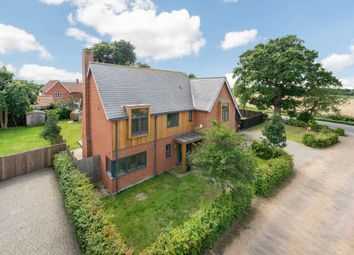 Thumbnail 4 bed detached house for sale in The Maltings, Kirton, Ipswich