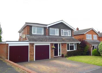Thumbnail 4 bedroom detached house for sale in Kempshott, Basingstoke, Hampshire