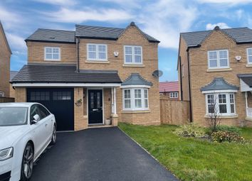Thumbnail 3 bed detached house for sale in Crocus Close, Loughborough