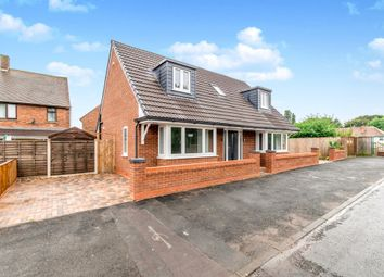 Thumbnail 3 bed detached bungalow for sale in Anne Close, West Bromwich