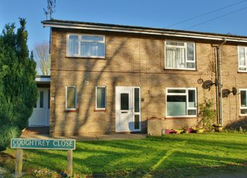 Thumbnail 1 bed maisonette for sale in Coughtrey Close, Sprowston, Norwich