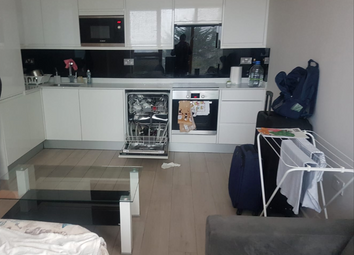 Thumbnail 1 bed flat to rent in Lanmor House, High Road, London, Wembley