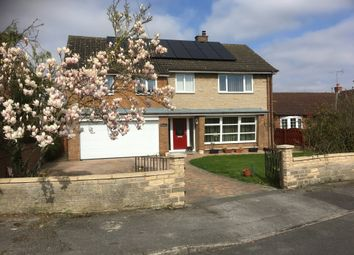 Thumbnail 5 bed detached house for sale in Elmsmere Drive, Oldcotes, Worksop