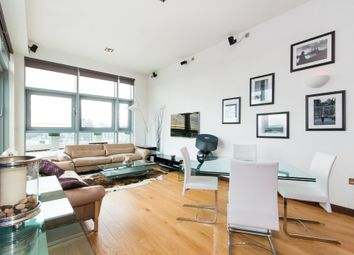Thumbnail 2 bed flat to rent in Orbis Wharf, Battersea
