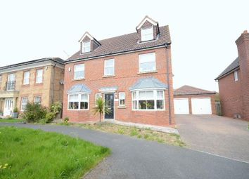 Thumbnail 6 bed detached house for sale in Hopton Drive, Ryhope, Sunderland