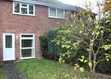 Thumbnail 2 bed terraced house to rent in Haston Close, Three Elms, Hereford
