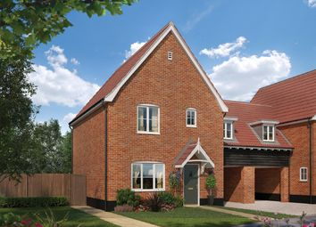 Thumbnail 3 bed link-detached house for sale in The Sutton, St Peter's Place, Church Road, Stutton
