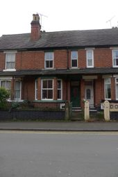 Thumbnail 4 bed terraced house to rent in Friars Road, Stafford