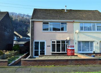 Thumbnail 3 bed semi-detached house for sale in 14, Maes Y Deri, Talybont, Ceredigion