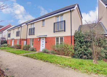 Thumbnail 4 bedroom detached house to rent in Whitchurch Walk, Eynesbury, St. Neots