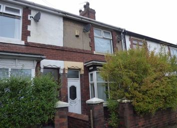 Thumbnail 2 bedroom terraced house for sale in High Lane, Burlsem, Stoke-On-Trent