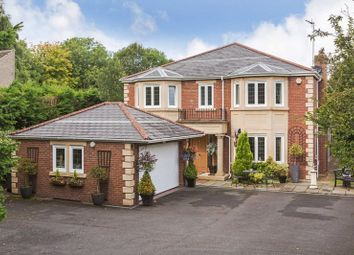 Thumbnail 6 bed detached house for sale in Runnymede Road, Darras Hall, Ponteland
