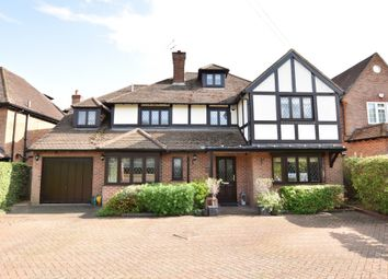 Thumbnail 5 bed detached house for sale in Loudhams Wood Lane, Chalfont St. Giles