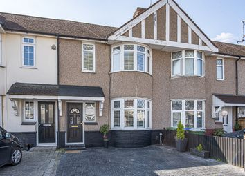 Thumbnail 3 bed terraced house for sale in Burns Avenue, Blackfen, Sidcup