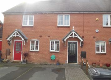 Thumbnail 2 bed town house to rent in Beams Meadow, Hinckley