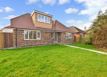 Thumbnail 4 bed detached house for sale in Beckett Close, Twydall, Gillingham, Kent