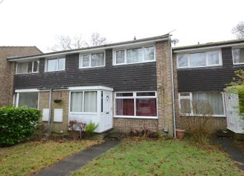 Thumbnail 3 bed terraced house to rent in Copse End, Fleet
