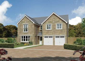 "Thumbnail 5 bed detached house for sale in ""Malborough"" at Lempockwells Road, Pencaitland, Tranent"
