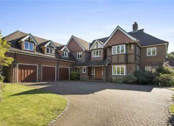 Thumbnail 5 bed detached house for sale in Beech Drive, Kingswood, Tadworth, Surrey