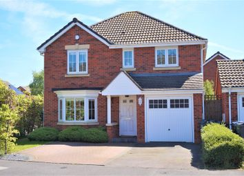 Thumbnail 4 bed detached house for sale in Capilano Road, Perry Common, Erdington, Birmingham