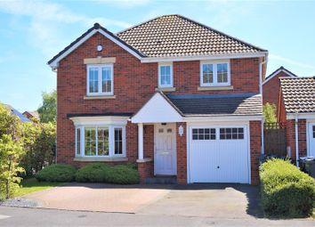 Thumbnail 4 bed detached house for sale in Capilano Road, Perry Common, Erdington, Birmingham