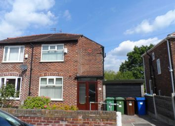 Thumbnail 3 bedroom semi-detached house to rent in Windsor Crescent, Prestwich, Manchester