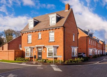 """Thumbnail 4 bed detached house for sale in """"Hartford"""" at Hyde End Road, Spencers Wood, Reading"""