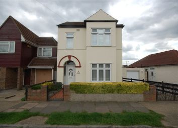 Thumbnail 3 bed detached house for sale in Cross Road, Mawneys