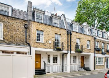 Thumbnail 3 bed mews house to rent in Little Chester Street, London