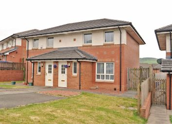 Thumbnail 2 bed semi-detached house for sale in 8 Roy Young Avenue, Balloch