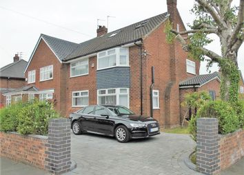 Thumbnail 4 bed semi-detached house for sale in Felsted Drive, Aintree Village, Liverpool