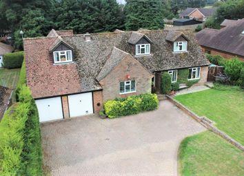 Thumbnail 5 bed detached house for sale in Beckfords, Upper Basildon, Reading