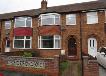 Thumbnail 3 bed terraced house for sale in Ulverston Road, Hull