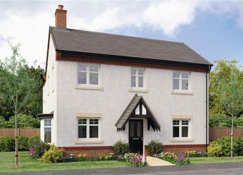 "Thumbnail 4 bed detached house for sale in ""Repton"" at Birmingham Road, Stratford-Upon-Avon"