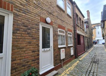 Thumbnail 1 bed town house to rent in Voss Street, London, Bethnal Green