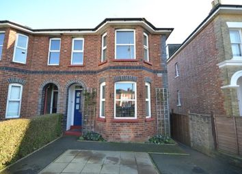 Thumbnail 4 bed semi-detached house for sale in St James Road, Tunbridge Wells, Kent