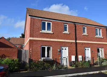 3 bed semi-detached house for sale in Somerville Crescent, Greenacres, Exeter EX2