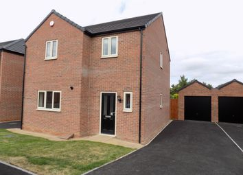 Thumbnail 3 bed detached house for sale in Allendale Gardens, Doncaster