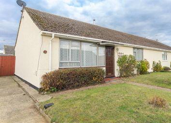 Thumbnail 2 bed semi-detached house for sale in Penny Croft, Wicken Green Village, Fakenham