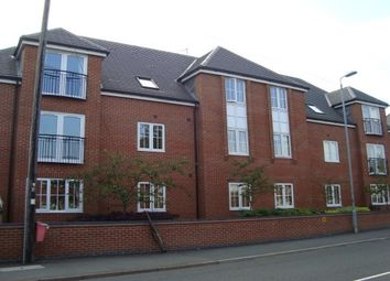 Thumbnail 1 bed flat to rent in Shepshed, Loughborough