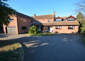 Thumbnail 8 bedroom detached house for sale in Beccles Road, Carlton Colville, Lowestoft