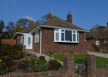 Thumbnail 2 bed detached bungalow for sale in Clinch Green Avenue, Bexhill-On-Sea