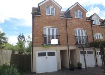 Thumbnail 3 bedroom town house to rent in St Katherines Mews, Hampton Hargate, Peterborough
