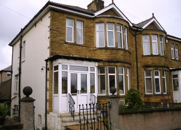 Thumbnail 3 bedroom semi-detached house to rent in Chatsworth Road, Morecambe