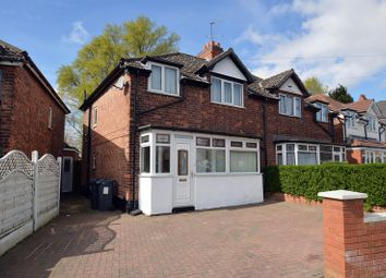 Thumbnail 3 bedroom semi-detached house for sale in Gladstone Road, Erdington