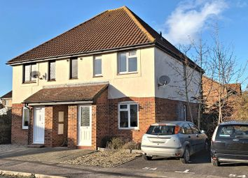 Thumbnail 1 bedroom maisonette for sale in Torridge Drive, Didcot
