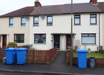 Thumbnail 2 bed terraced house for sale in Valeview, Stenhousemuir, Larbert